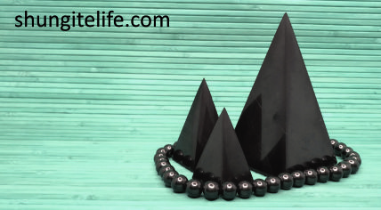 Shungite: High Pyramids