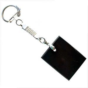 "Shungite keychain ""Rectangle"". Shungite Key Chains."